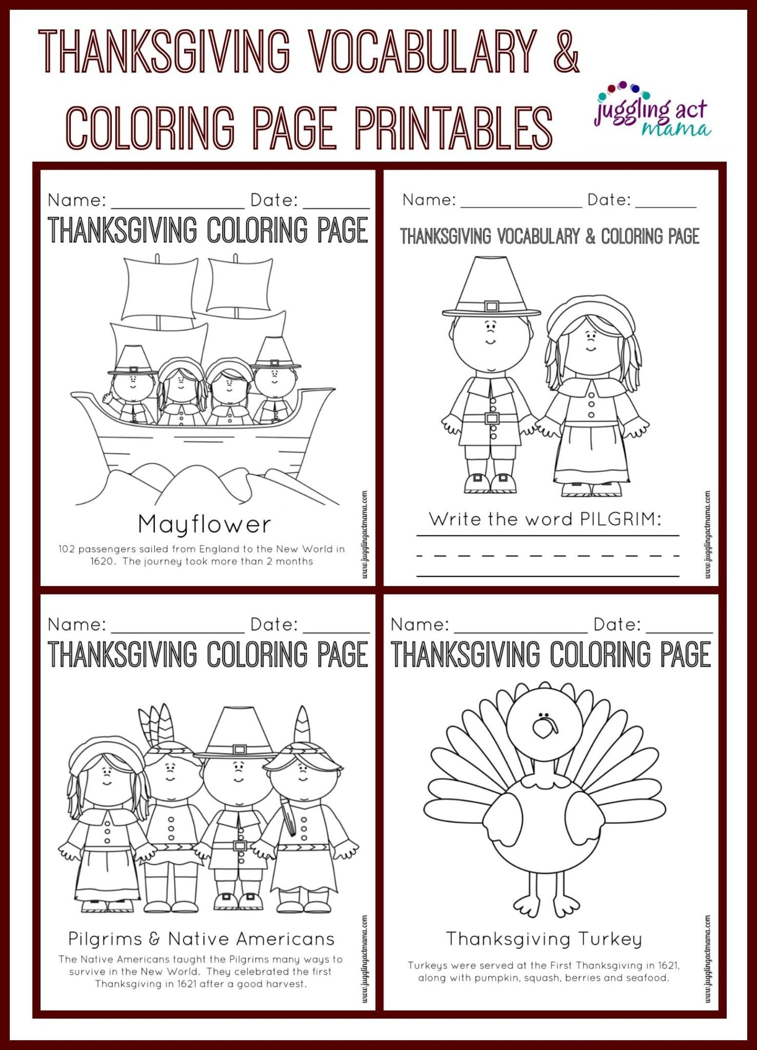 The Best Free Printable Activities For Toddlers