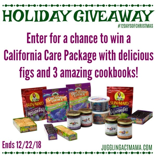 Valley Fig 12 Days of Christmas Giveaway - Bowl Me Over