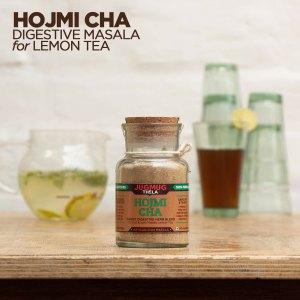 Hojmi Cha Digestive Lemon tea Masala by Jugmug Thela