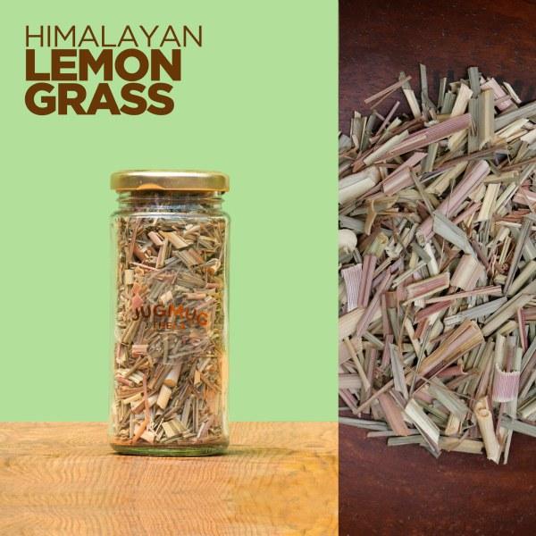 Himalayan Lemong Grass ~ Culinary herb by Jugmug Thela