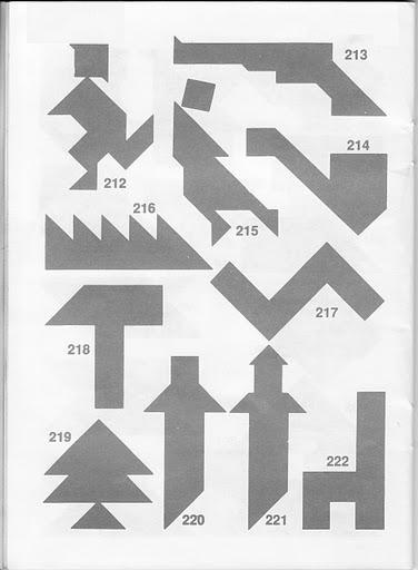 El tangram  Nuestra clase