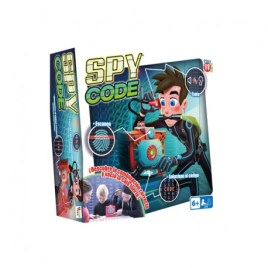 Juego Spy Code IMC 25267