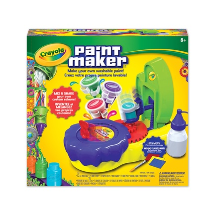 Paint Maker set de pintura Crayola 7080