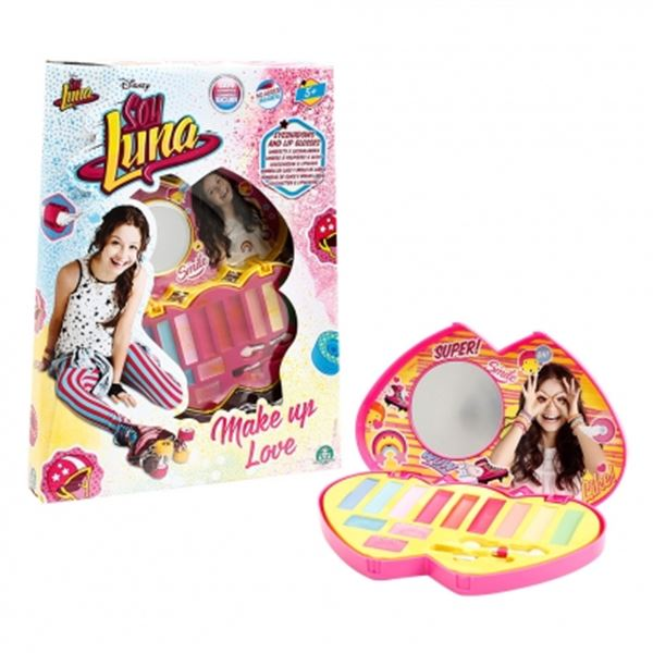 SOY LUNA MAKE UP LOVE GIOCHI 3001
