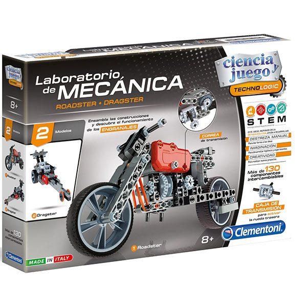 Laboratorio de Mecánica - Roadster