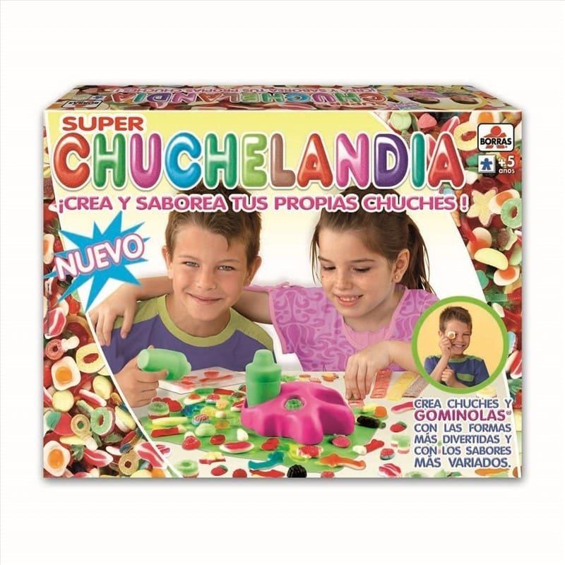 Super chuchelandia