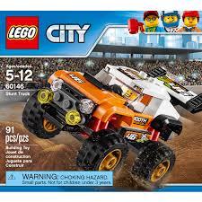 lego city - 60146 - camión acrobático