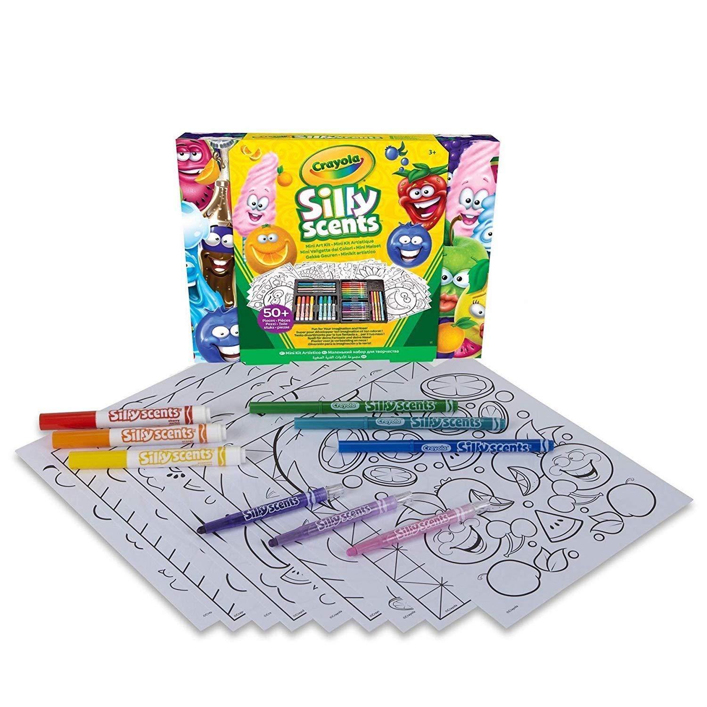 crayola kit arte oloroso