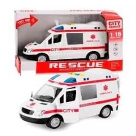 Ambulancia Luces y Sonidos
