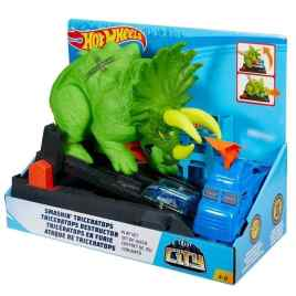 Hot Wheels Ataque Triceratops