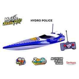 Lancha Hydro Police