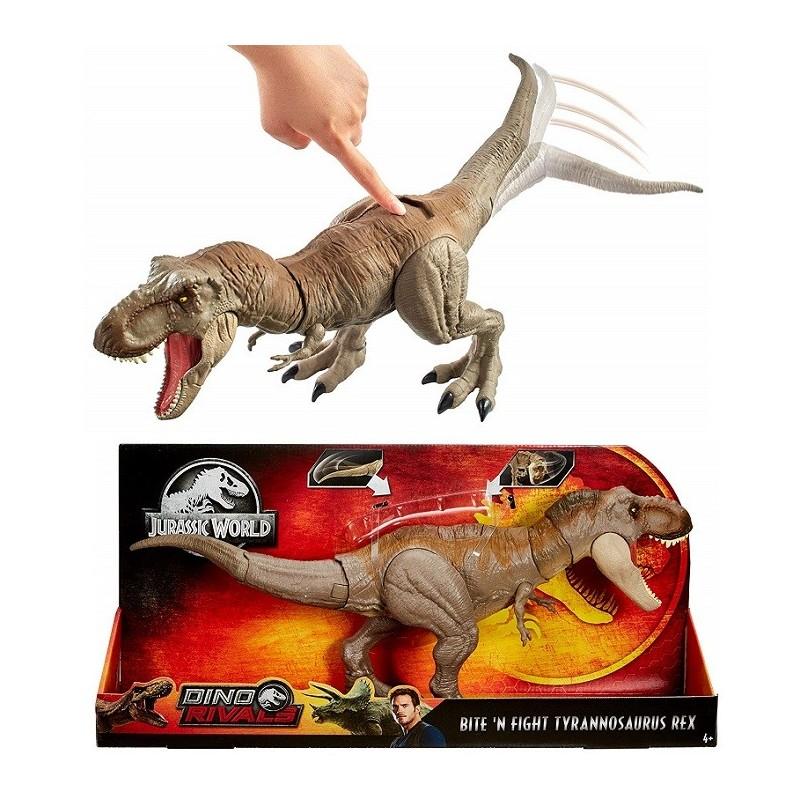 T-Rex Mega Ataque