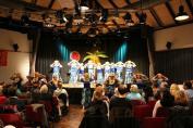 Jubiläumsfeier von Hula Köln