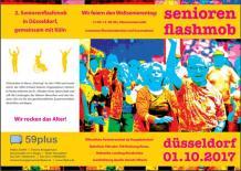 2. Seniorenflashmop - organisiert vom OnlineTVSender 59+