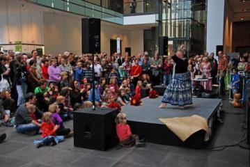 Ozeanientag Rautenstrauch-Joest-Kulturmuseum Köln mit Grenzgang