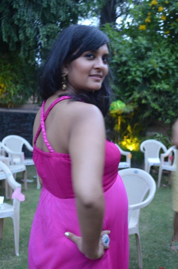 The back! Kundan Ear-rings: Vinanti Manji