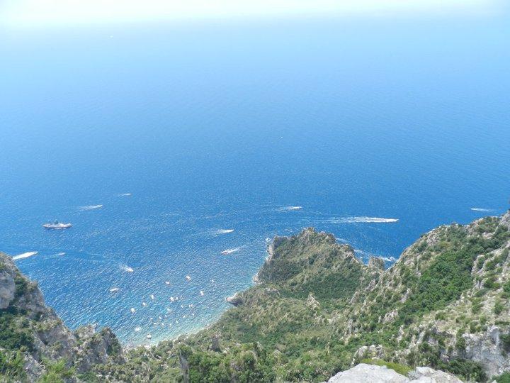 The Capri Beach
