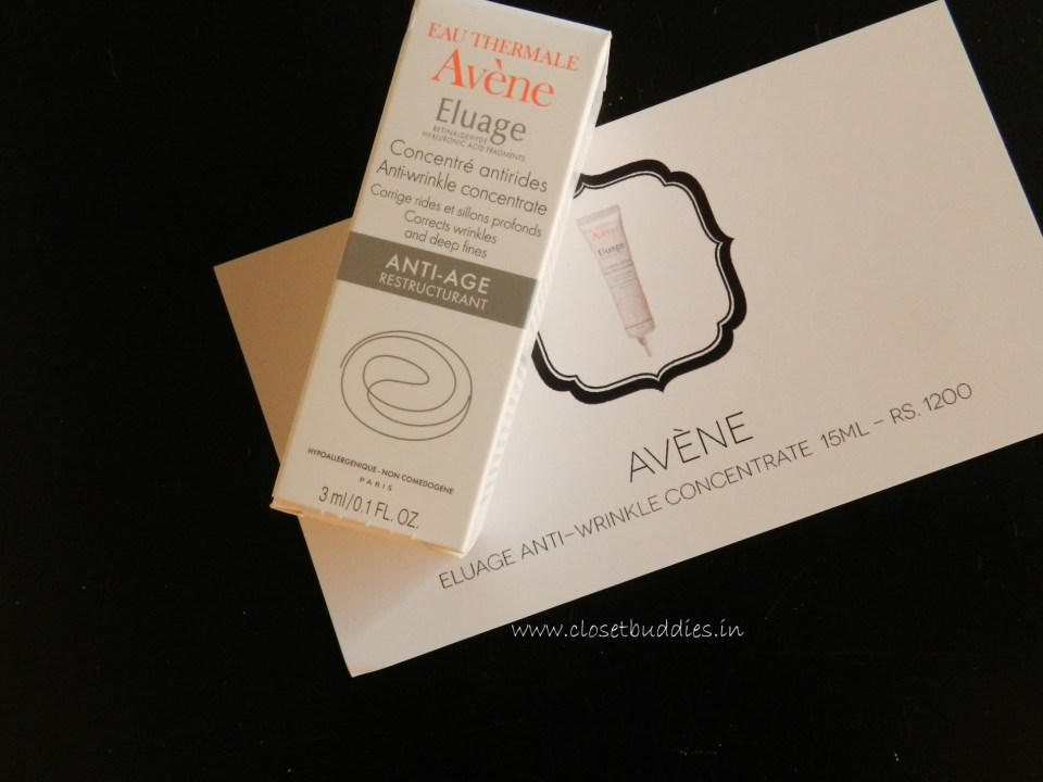 Avene Anti-Wrinkle Concentrate