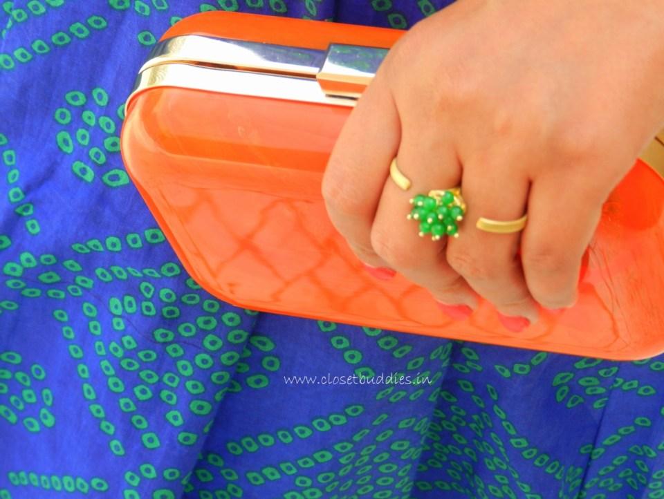 Ring by Eesha Zaveri