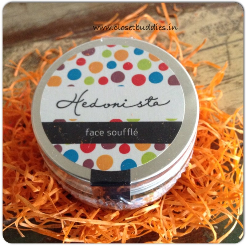 Hedonista Face Souffle