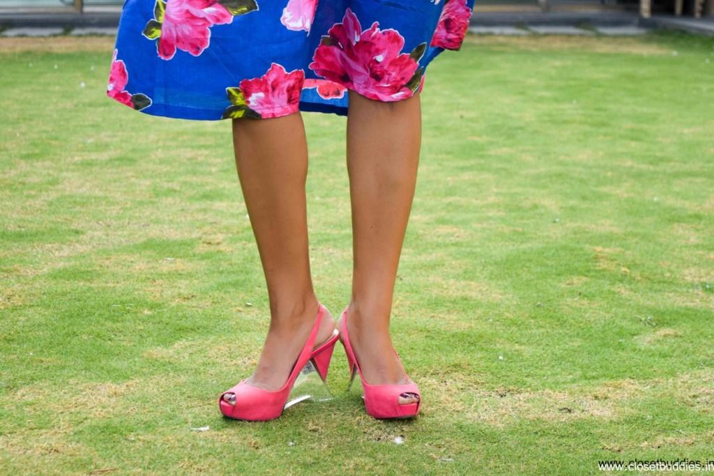 "OK mom's ""Cindrella Shoes"" definitely deserve a close-up!"