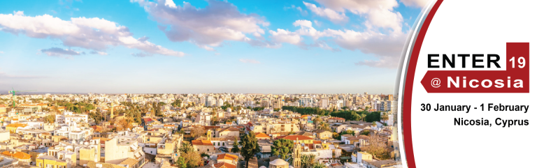 Five reasons to come to ENTER2019 eTourism Conference in Nicosia, Cyprus
