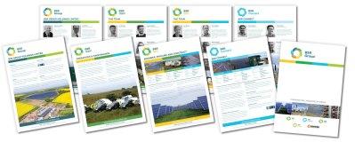 British Solar Renewables Literature Design