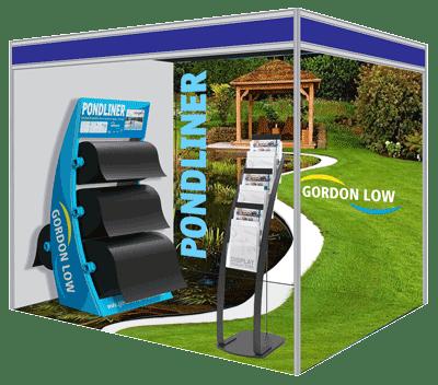 Gordon Low Exhibition Design Shell Scheme 02