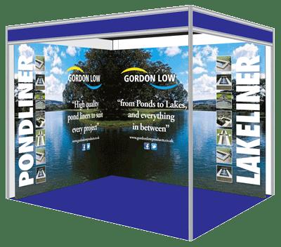 Gordon Low Exhibition Design Shell Scheme 07
