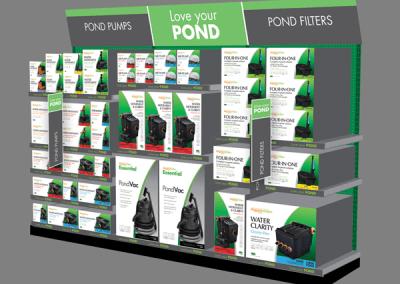 Maidenhead Aquatics Merchandising Design