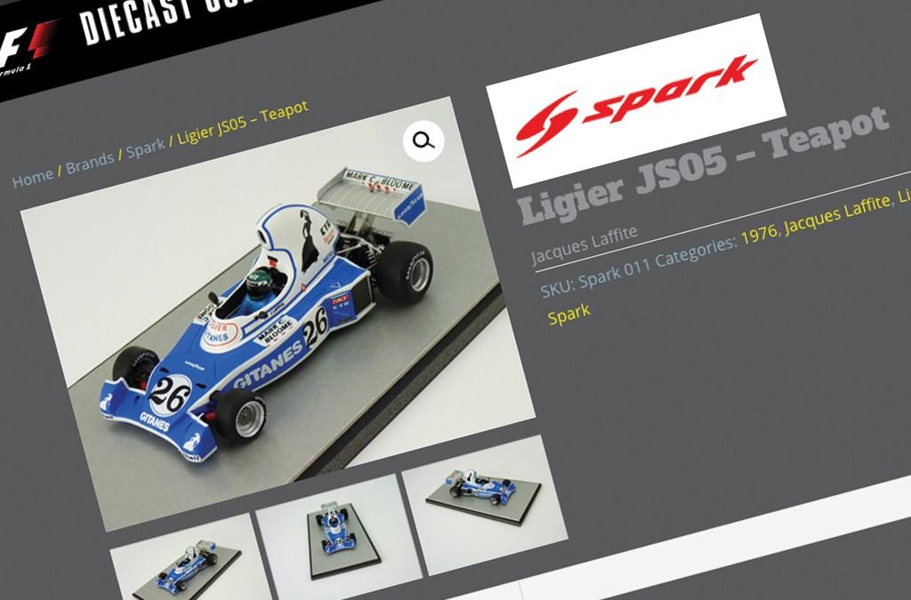Online Catalogue Design