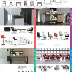 Office Chair Kota Kinabalu Girl High Chairs K O S Modern And Contemporary Furniture Supplier In