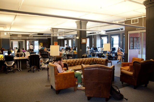 New York City coworking space