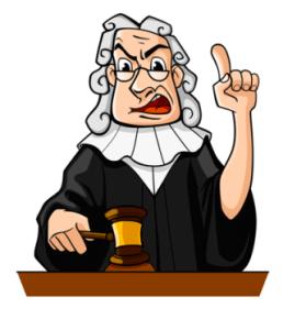Papel del Juez en un Juicio