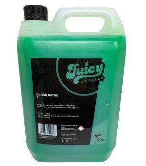 Juicy Details Car Shampoo in 5 Litres - Gloss Bathe