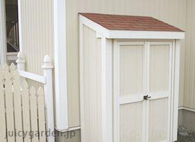 木製物置 スモールハウス