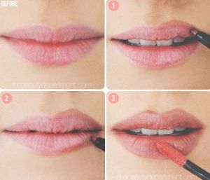 32-Makeup-Tips-That-Nobody-Told-You-About-lip-cheat