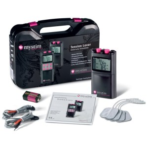 Mystim Mystim - Tension Lover E-Stim Tens Unit