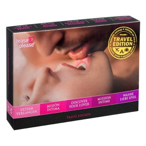 Tease & Please Discover Your Lover Travel Edition (NL-ES-EN-DE-FR)