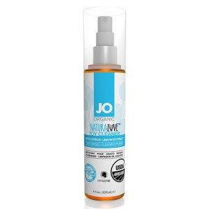 System Jo System JO - NaturaLove Organic Toy Cleaner 120 ml