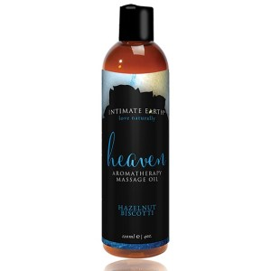 Intimate Earth Intimate Earth - Massage Oil Heaven Hazelnut Biscotti 120 ml