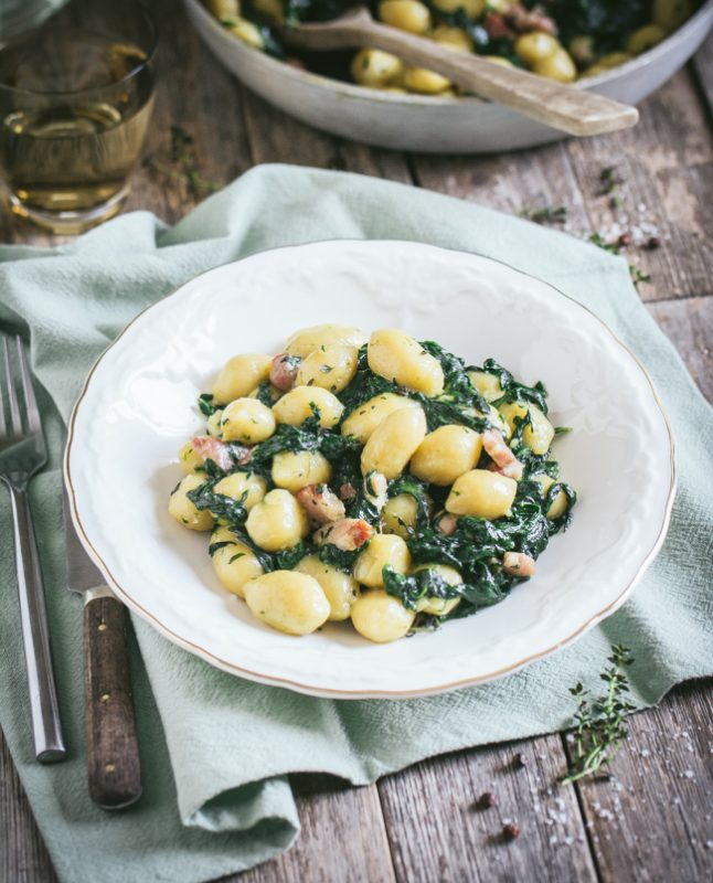 Cuisiner Gnocchi