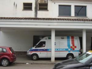 ambulancia en guardia 1