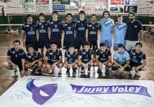 Jujuy voley equipo 1