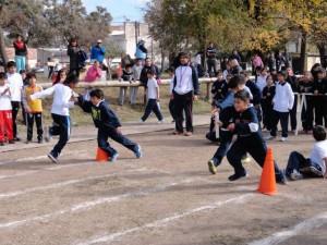 atletismo juegos escolares