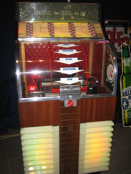 Jukebox Collections  Juke Box et Wall Box