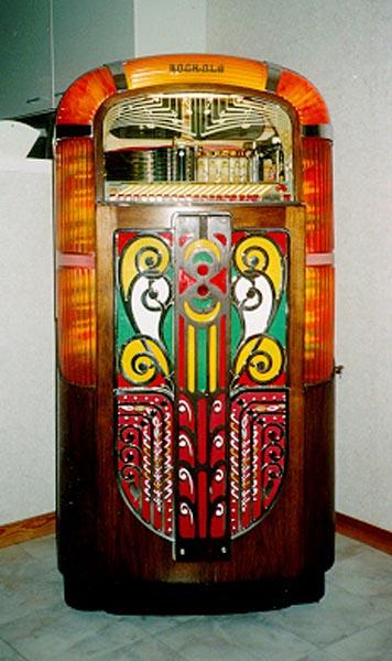 Rock Ola 1422 1426 Jukebox Musikbox
