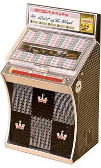 Stamann Musikboxen & Jukebox-World | Miniature jukebox ...
