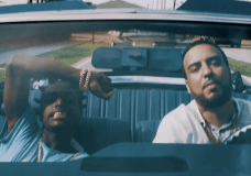 French Montana Feat. Kodak Black – Lockjaw (Video)