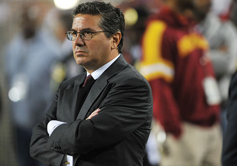 So…Dan Snyder Was Partying For Trump Last Night
